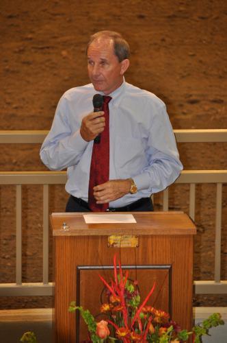 Alabama Senator Lowell Barron